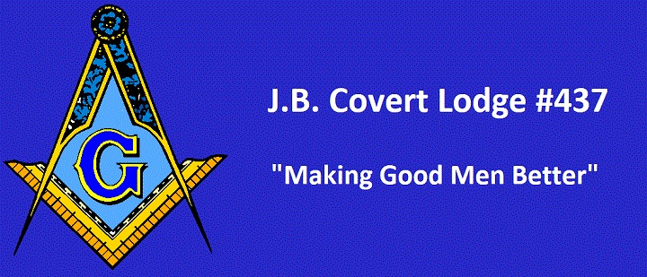 JB Covert Lodge #437